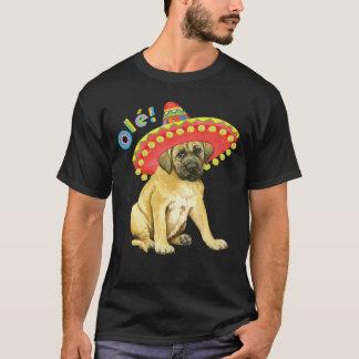 Camiseta Mastiff da festa