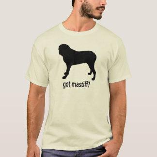 Camiseta Mastiff obtido