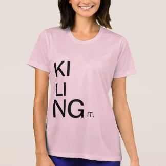 Camiseta Matando o