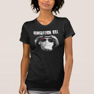 Camiseta Matar da geração