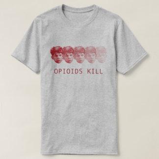 Camiseta Matar dos opiáceo