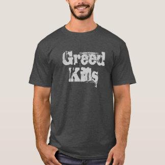 Camiseta Matares da avidez