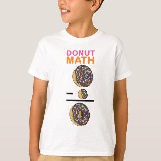 Camiseta Matemática da filhós