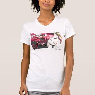 Camiseta Matéria cinzenta, mulheres