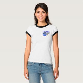 Camiseta Matéria das esposas da polícia
