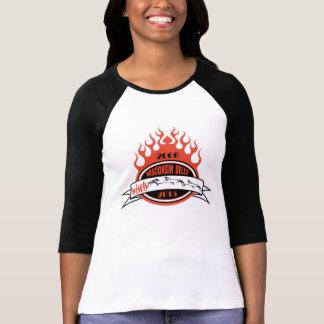 Camiseta Material do aniversário de WISols 10o