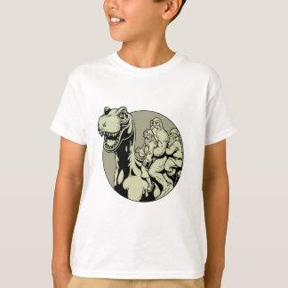 Camiseta Material totalmente verdadeiro