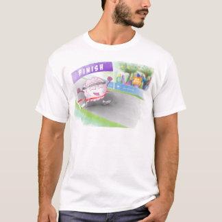 Camiseta Matérias cinzentas demasiado
