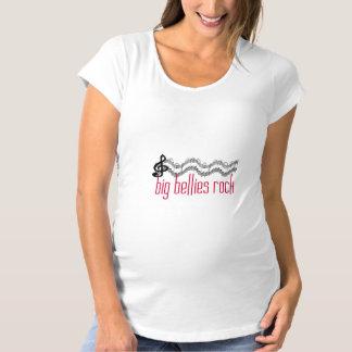 Camiseta Maternidade grande da rocha das barrigas