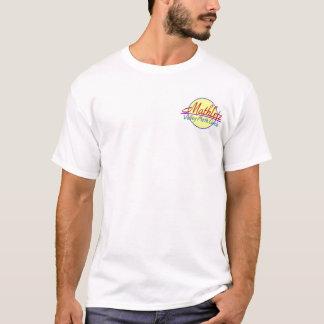 Camiseta Mathlete - pense a matemática