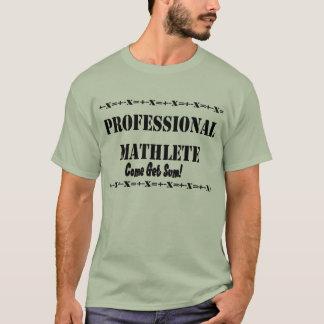 Camiseta Mathlete profissional