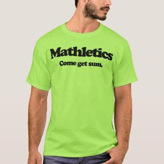 Camiseta Mathletics