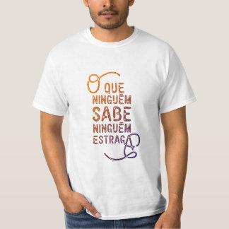 Camiseta Matraca fechada!