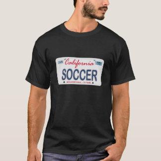 Camiseta Matrícula do FUTEBOL