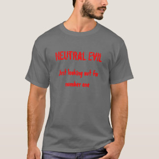 Camiseta Mau neutro