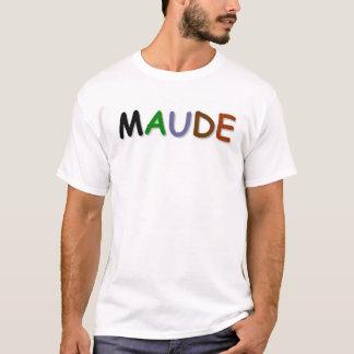 Camiseta maude