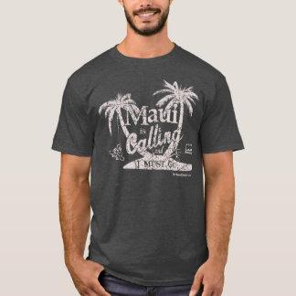 Camiseta Maui está chamando