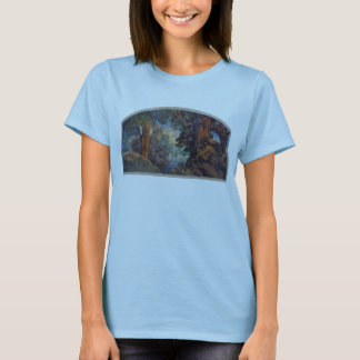 Camiseta maxfield mural do bigelow parrish