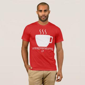 Camiseta Mayniax que marca o vermelho dos homens de