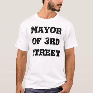 Camiseta Mayor da ó rua