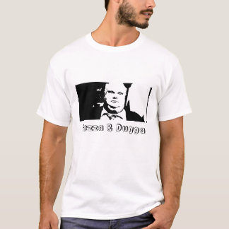 Camiseta Mayor de fumo Roubo Ford Hezza da rachadura de