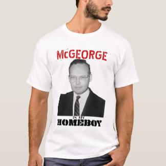 Camiseta McGeorge é meu FICAR EM CASA