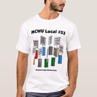 Camiseta MCWU local#53