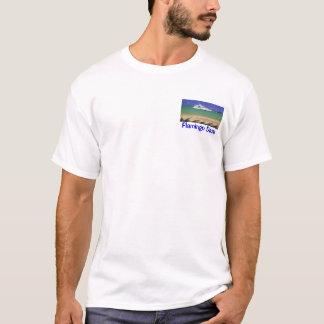 Camiseta Meandering através do MED
