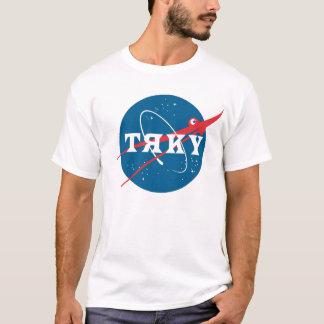 Camiseta Meatball do espaço de TRKY