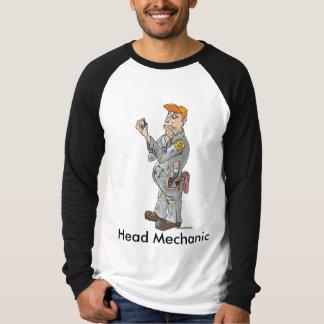 Camiseta mecânico automechanic, principal