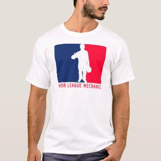 Camiseta Mecânico da liga principal