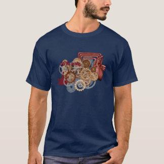 Camiseta Mecânicos fluidos