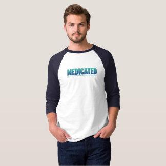 Camiseta Medicado 3/4 de luva