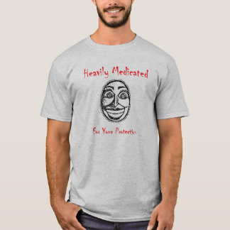 Camiseta Medicado pesadamente