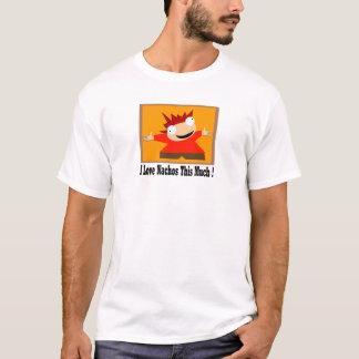 Camiseta Medicamentação líquida eu amo Nachos!
