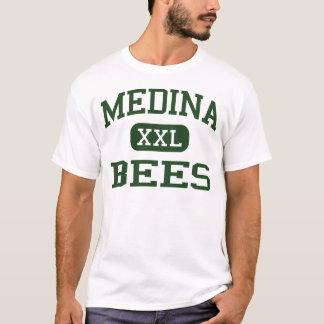 Camiseta Medina - abelhas - segundo grau de Medina - Medina