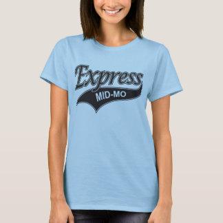 Camiseta Médio-MO expresso