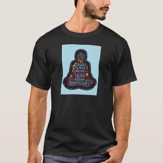 Camiseta meditação