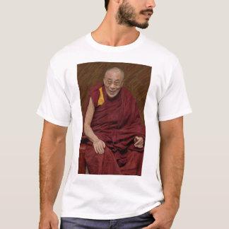 Camiseta Meditação budista Yog do budismo de Dalai Lama