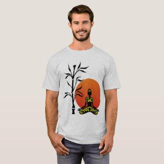 Camiseta meditação do zen