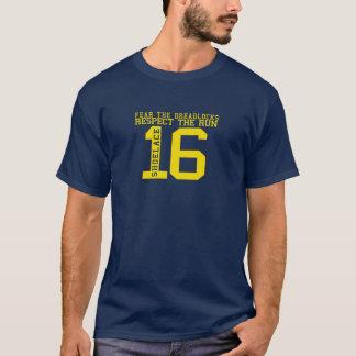 Camiseta Medo & respeito