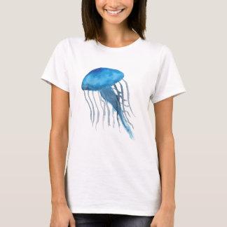 Camiseta Medusa azuis