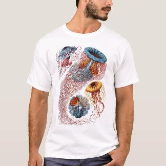 Camiseta Medusa de Haeckel