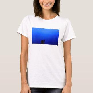 Camiseta medusa do aquário