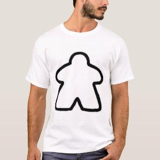 Camiseta Meeple