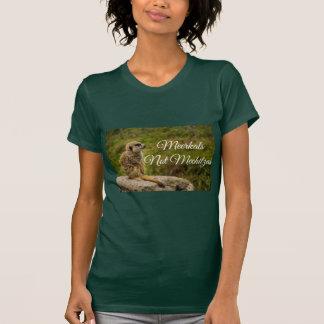 Camiseta Meercats, não mechitzas