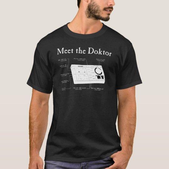Camiseta Meet the Doktor