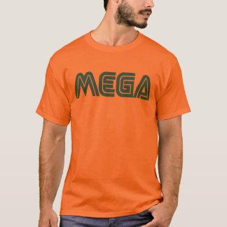 Camiseta Mega - laranja