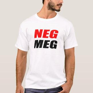 CAMISETA MEGOHM NEGATIVO