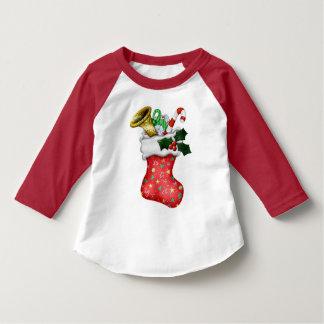 Camiseta Meia do Natal
